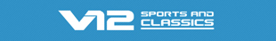 V12 Sports and Classics LTD logo