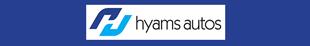 Hyams Autos logo