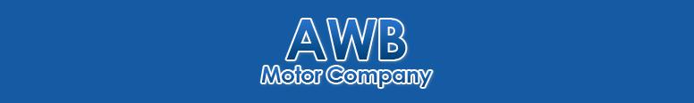 A W B Motor Co ltd Logo