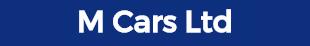 M-Cars logo
