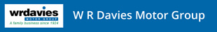 W R Davies Nissan Telford logo