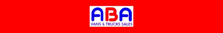 A B A Vans And Truck Sales Logo