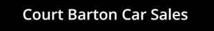 Court Barton Car Sales logo