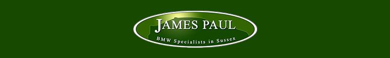 James Paul Car Sales Ltd Logo
