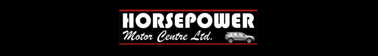 Horsepower Motor Centre Ltd Logo