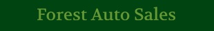 Forest Auto Sales logo