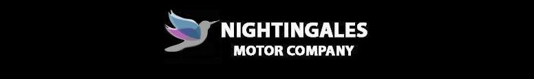 Nightingales Motor Co Logo