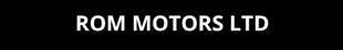 Rom Motors Ltd logo