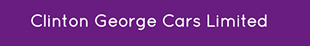 Clinton George Cars Ltd logo