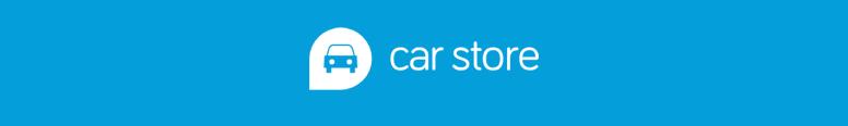 Car Store Reading Logo