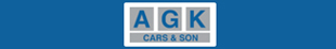 AGK Cars and Son logo