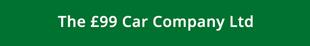 The ?99 Car Company Ltd logo