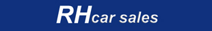 R H Car Sales Logo