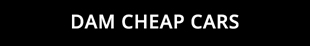DAM cheap cars logo