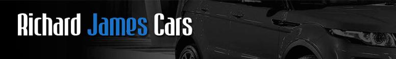 Richard James Cars Logo