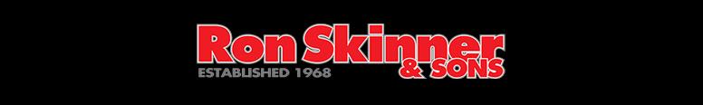 Ron Skinner & Sons (Neyland) Logo