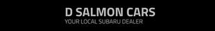 D Salmon Cars Subaru logo