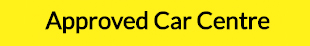 Approved Car Centre logo