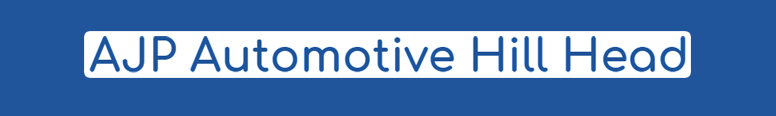 AJP Automotive Hill Head Logo