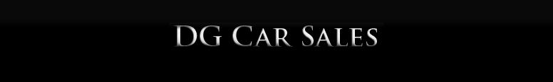 DG Car Sales Logo