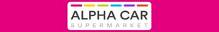 Alpha Car Supermarket Logo