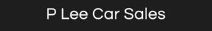 P Lee Car Sales Logo
