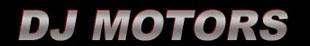 D J Motors logo