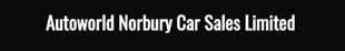 Auto World Norbury logo
