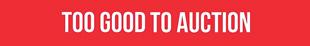 Too Good To Auction Bognor Regis logo