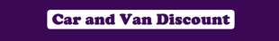 Car and Van discount.com logo