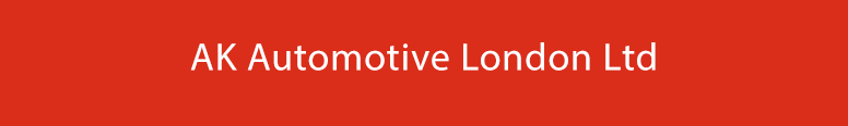 AK Automotive London ltd Logo