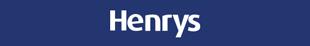 Henrys Skoda logo