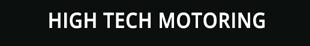 High tech motoring logo