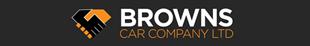 Browns Car Company logo