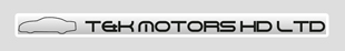 T&K Motors HD Ltd logo