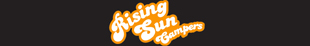 Rising Sun Campers logo