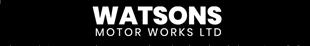 Watsons Motor Works logo