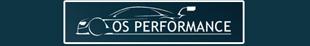 O S PERFORMANCE Logo